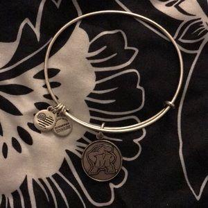 Alex and Ani UMD Bracelet
